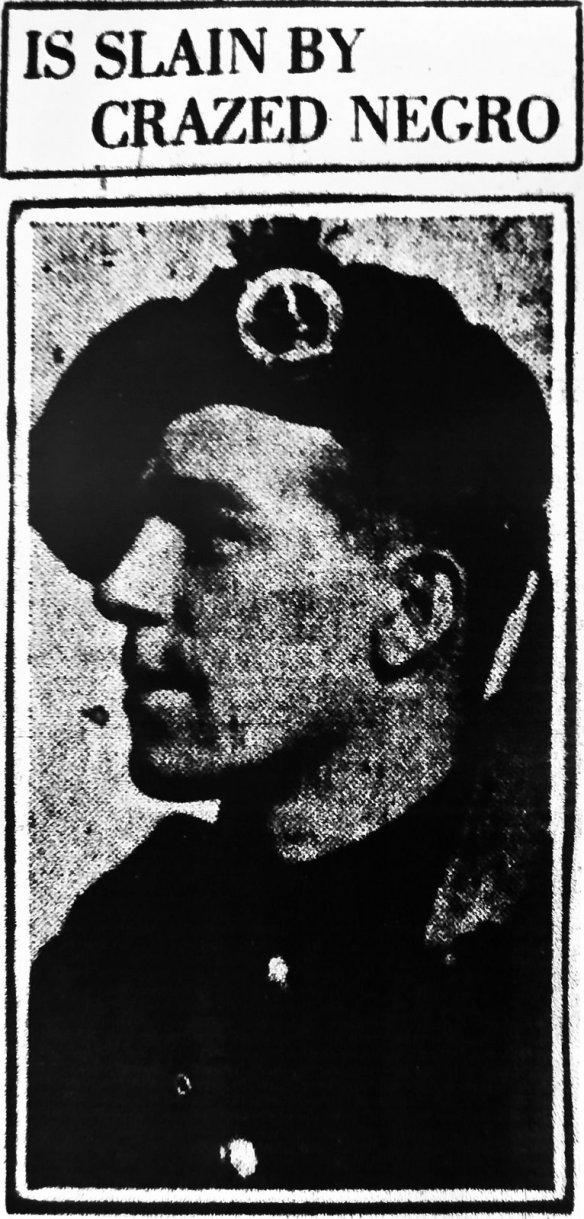 "Robert McBeath, VC, described by the Province as ""a splendid specimen of British manhood."""