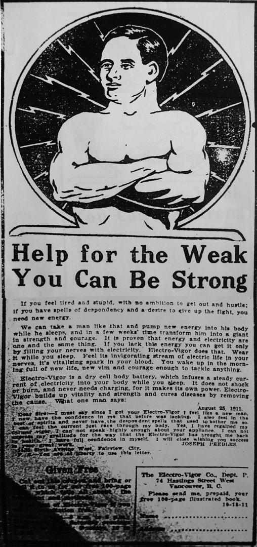 <em>Province</em>, 18 October 1911