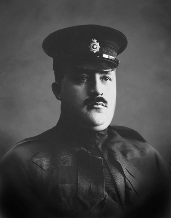 Chief Constable Malcolm Maclennan