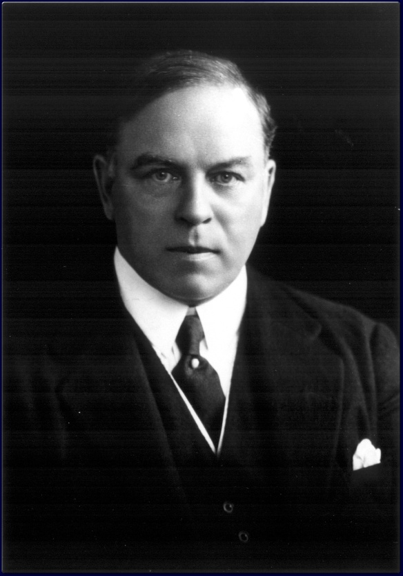 William Lyon Mackenzie King was Deputy Minister of Labour in 1907 when he was appointed Commissioner to investigate compensation claims stemming from the Anti-Asiatic Exclusion League riots in Vancouver.