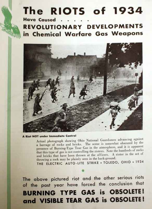 Riots of 1934