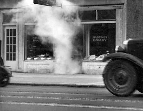 Hastings Bakery, 1935