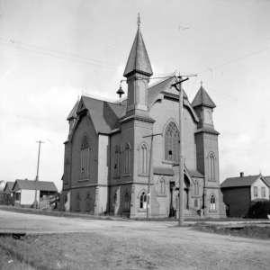 Labor Hall 1899