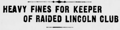 Headline in the Vancouver Daily World, 24 December 1919
