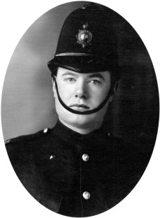 Charles Tuley was a Vancouver Police Inspector when he helped pinch George McLeod for attempting to either extort or entrap Reg Dotson of the Lincoln Club in 1923. Photo by AJ Selset, CVA #A-30-244