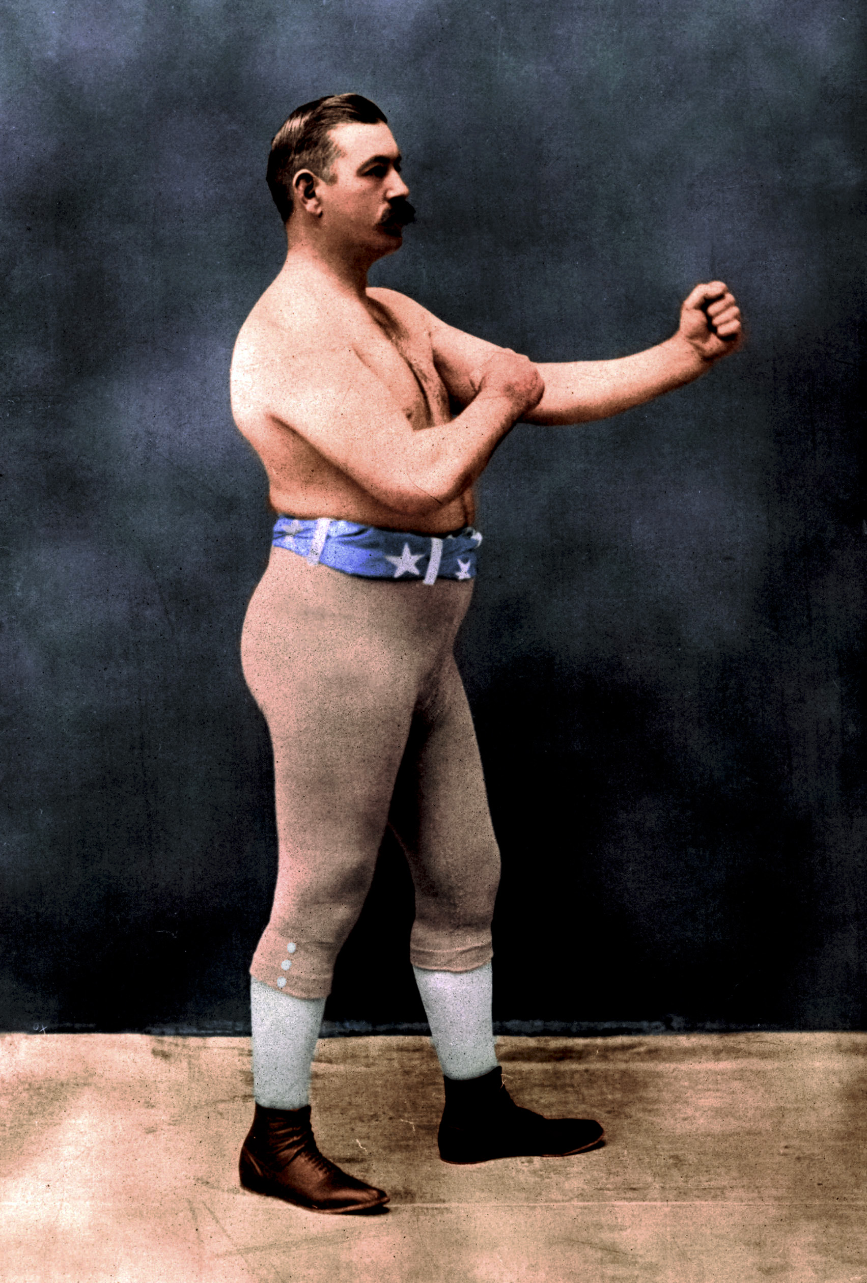 John L Sullivan, Champion of Champions | Past Tense
