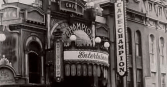 Jack Johnson's Café de Champion, 41 West 31st Street, Chicago, 1912 (screen grab,
