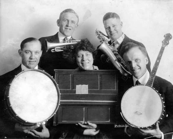The Empress Jazz Orchestra, from the Empress Theatre on East Hastings at Gore Avenue, opened the Patricia Cabaret at the onset of prohibition. They were also the first advertised local jazz band.